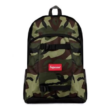Городской рюкзак зеленый хаки class=