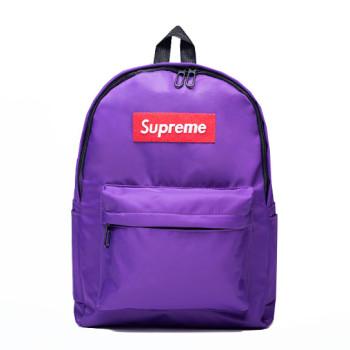 Городской рюкзак фиолетовый class=