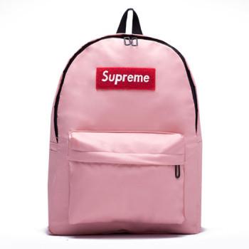 Городской рюкзак розовый class=