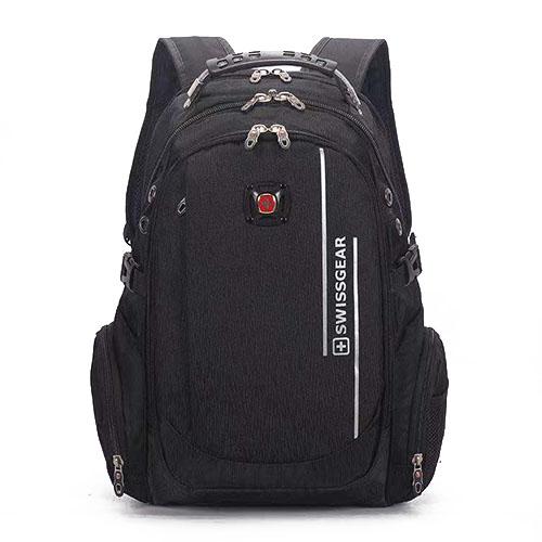 Удобный рюкзак для города черный