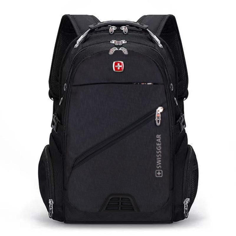 ff018191b898 Черный мужской городской рюкзак в интернет магазине Fosfor Украина