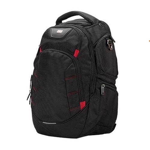 Качественный городской рюкзак с мягкой спинкой
