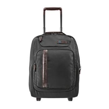 Чемодан - рюкзак Piquadro на колесах 34 литра class=