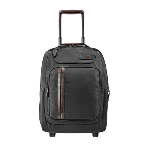 Чемодан - рюкзак Piquadro на колесах 34 литра