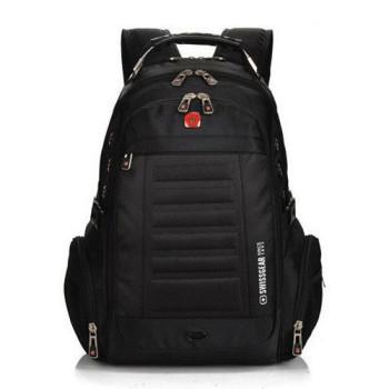 Мужской рюкзак SwissGear городской повседневный 35 литра с USB class=