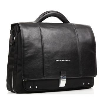 Мужской портфель Piquadro с отделением для ноутбука 15